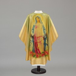 Gothic Chasuble 5208 - Gold