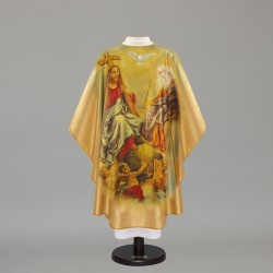 Gothic Chasuble 5210 - Gold
