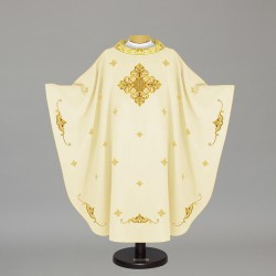 Gothic Chasuble 5213 - Cream