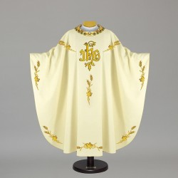 Gothic Chasuble 5215 - Cream