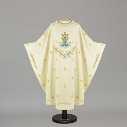Marian Gothic Chasuble 5217...