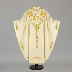 Gothic Chasuble 5218 - Cream