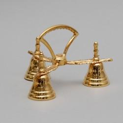 Triple Sanctuary Bell  2650