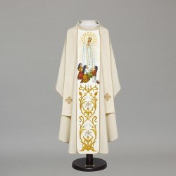 Gothic Chasuble 5230 - Cream