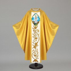 Gothic Chasuble 5231 - Gold