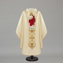 Gothic Chasuble 5235 - Cream