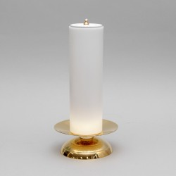 Candle Holder with Oil Candle 5301