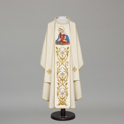 Gothic Chasuble 5337 - Cream
