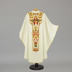 Gothic Chasuble 5341- Cream  - 1