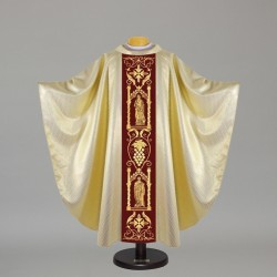 Gothic Chasuble 5352 - Cream