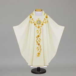 Gothic Chasuble - 5369 - Cream