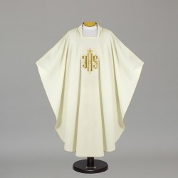 Gothic Chasuble - 5374 - Cream