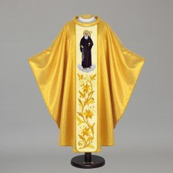 Gothic Chasuble 5473 - Gold