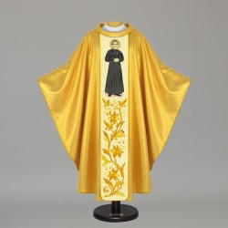 Gothic Chasuble 5475 - Gold