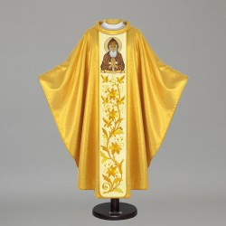 Gothic Chasuble 5476 - Gold