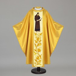 Gothic Chasuble 5480 - Gold