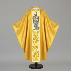 Gothic Chasuble 5481- Gold