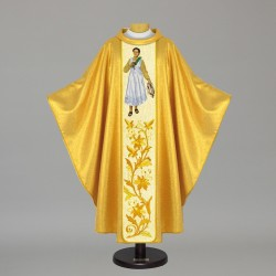 Gothic Chasuble 5482 - Gold