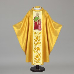 Gothic Chasuble 5486 - Gold