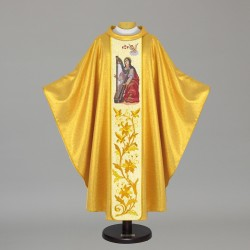 Gothic Chasuble 5487 - Gold