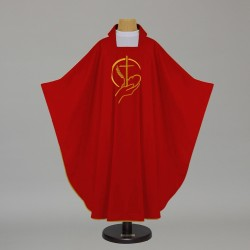 Gothic Chasuble 5492 - Red