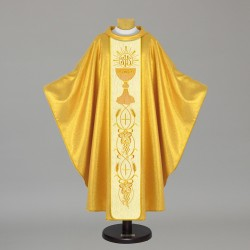 Gothic Chasuble 5501- Gold