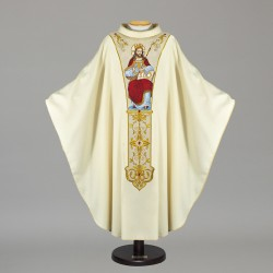 Gothic Chasuble 5502 - Cream