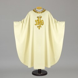 Gothic Chasuble 5503 - Cream