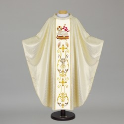 Gothic Chasuble 5504 - Cream