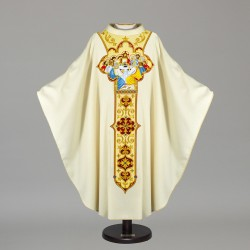 Gothic Chasuble 5506 - Cream