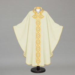 Gothic Chasuble 5508 - Cream