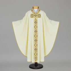 Gothic Chasuble 5510 - Cream