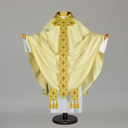 Gothic Chasuble 5512 - Cream