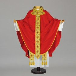 Gothic Chasuble 5516 - Red
