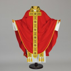 Gothic Chasuble 5517 - Red