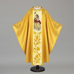 Gothic Chasuble 5522 - Gold