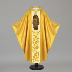 Gothic Chasuble 5527 - Gold