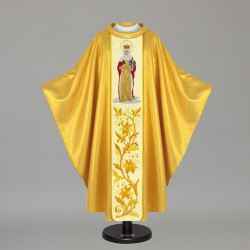 Gothic Chasuble 5528 - Gold