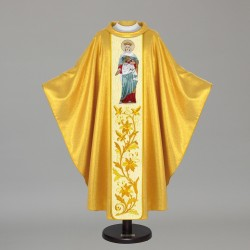 Gothic chasuble 5529 - Gold