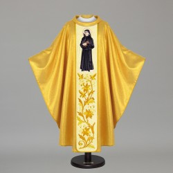 Gothic Chasuble 5531- Gold