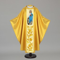 Gothic Chasuble 5532 - Gold
