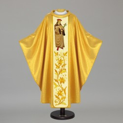 Gothic Chasuble 5538 - Gold