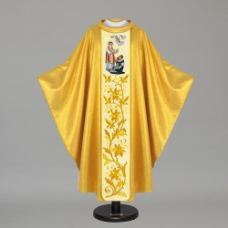 Gothic Chasuble 5540 - Gold
