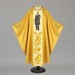 Gothic Chasuble 5542 - Gold