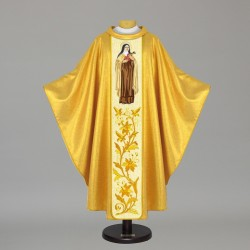 Gothic Chasuble 5543 - Gold