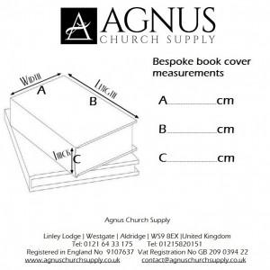 Book of Gospels Cover 4124  - 7