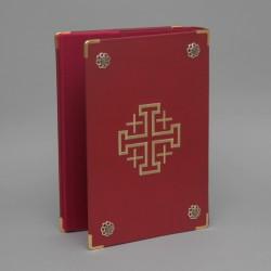 Book of Gospels Cover 4124  - 4