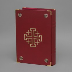 Book of Gospels Cover 4124  - 3