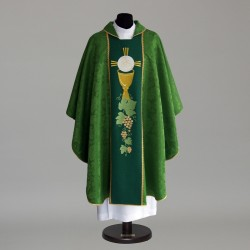Gothic Chasuble 5787 - Green