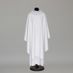 Gothic Chasuble 5813 - Silver